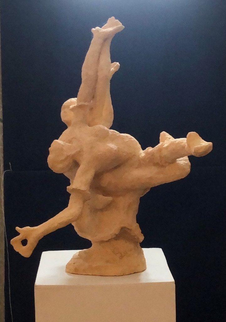 Skulptur A couple