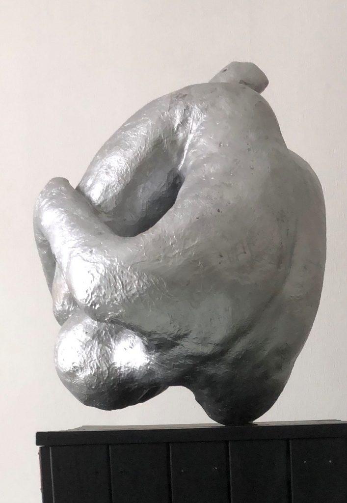 Skulptur Argentum
