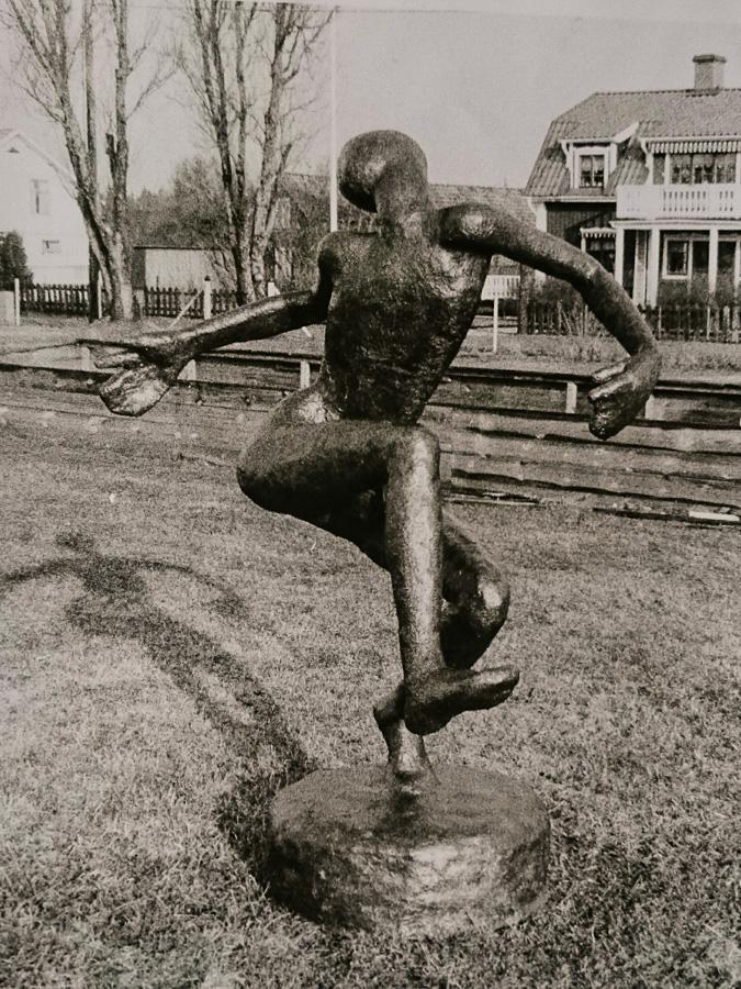 Skulptur dansa