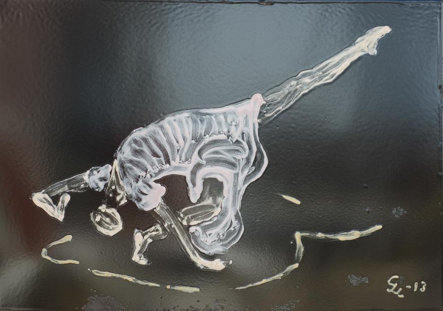 Dance macabre 2 66x46